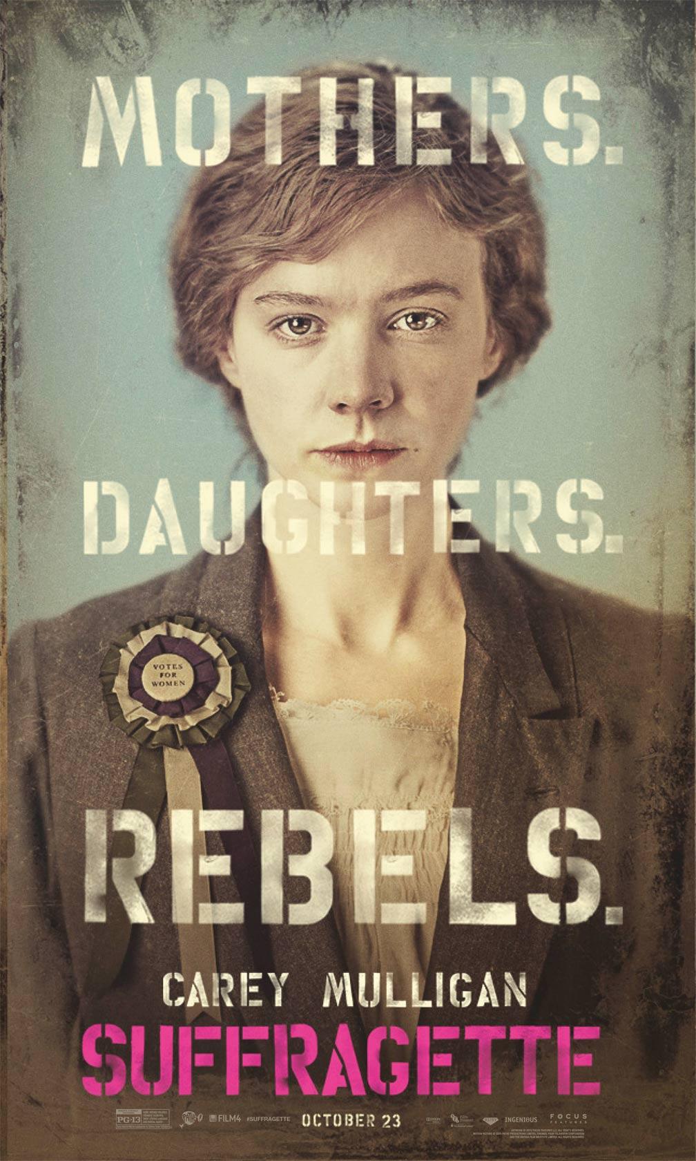 Suffragette Poster #3