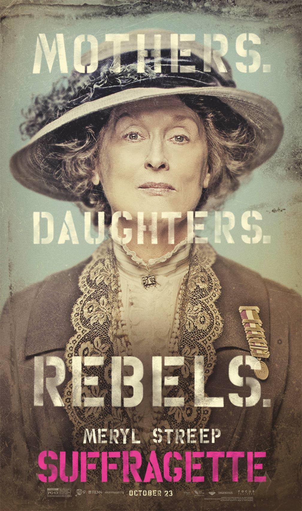 Suffragette Poster #4
