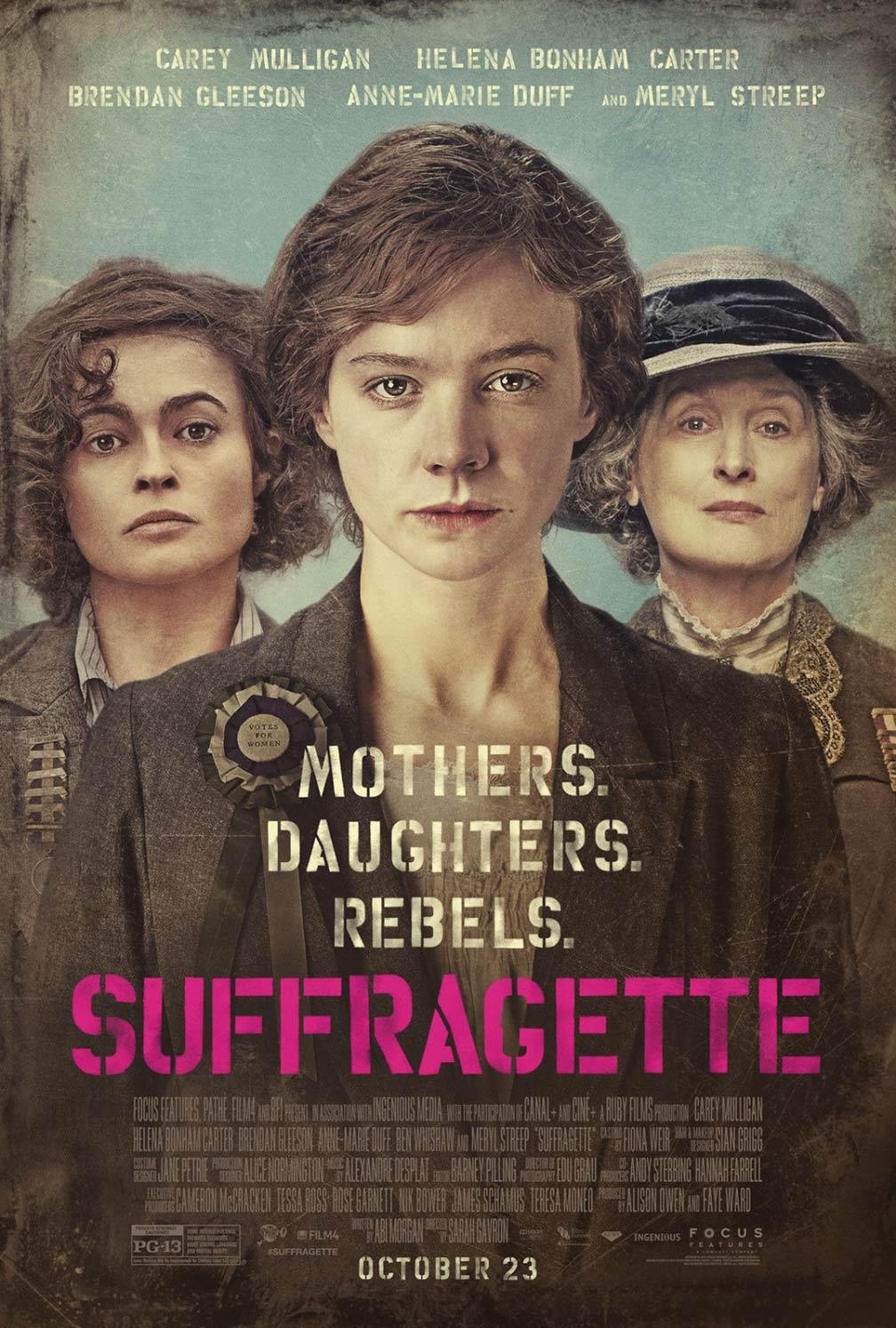 Suffragette Poster #5