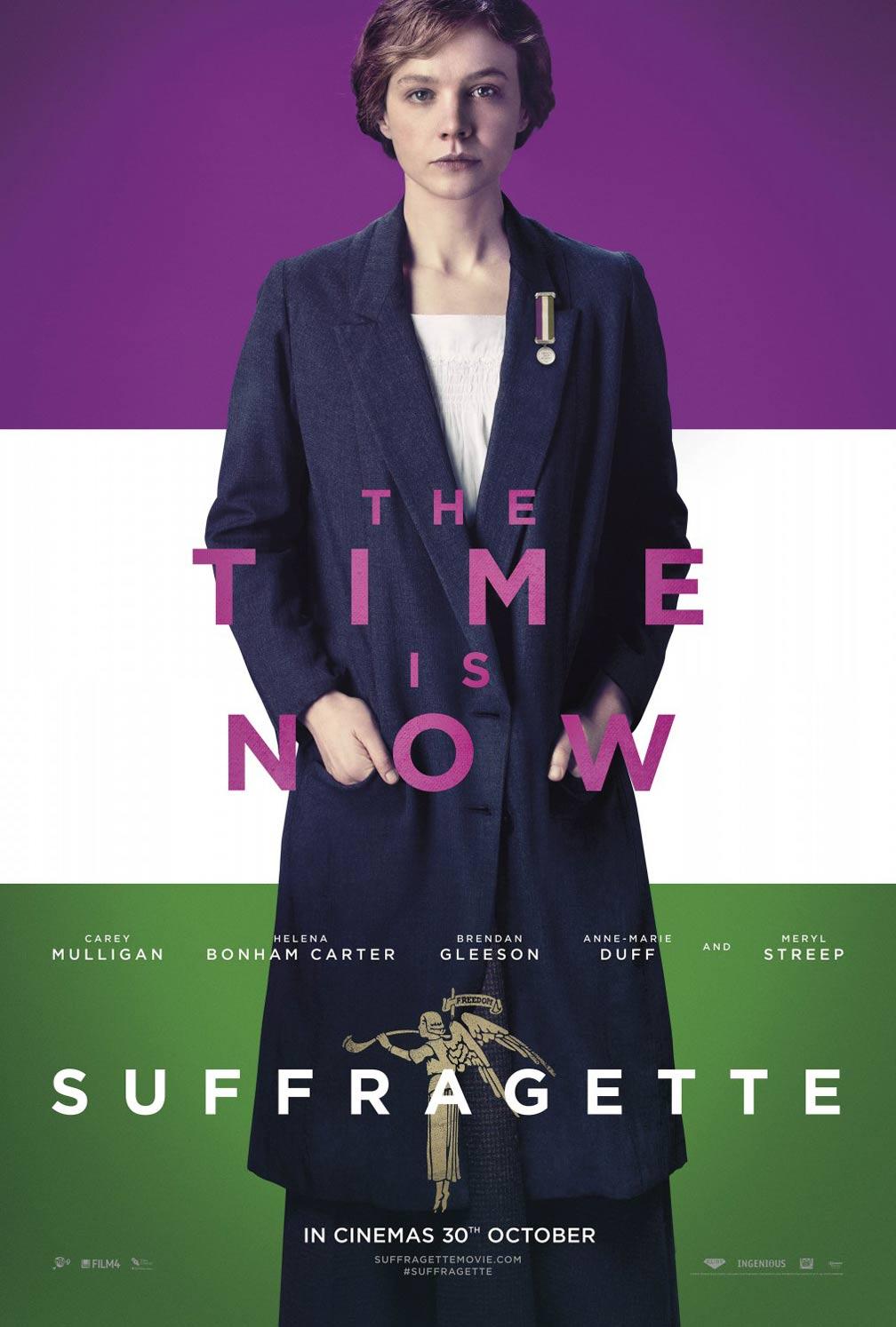 Suffragette Poster #1