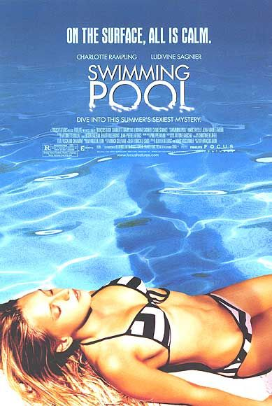 Swimming Pool Poster #1