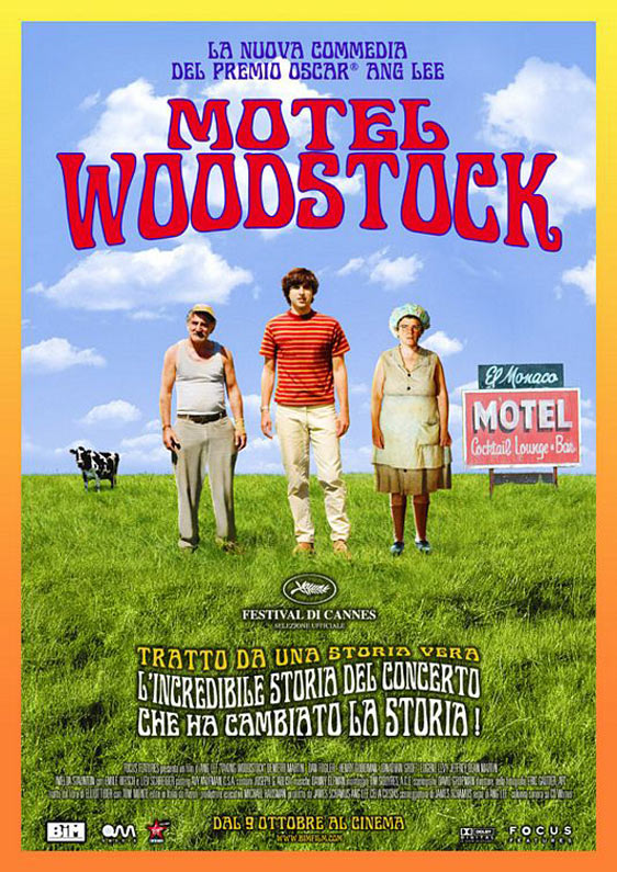 Taking Woodstock Poster #2
