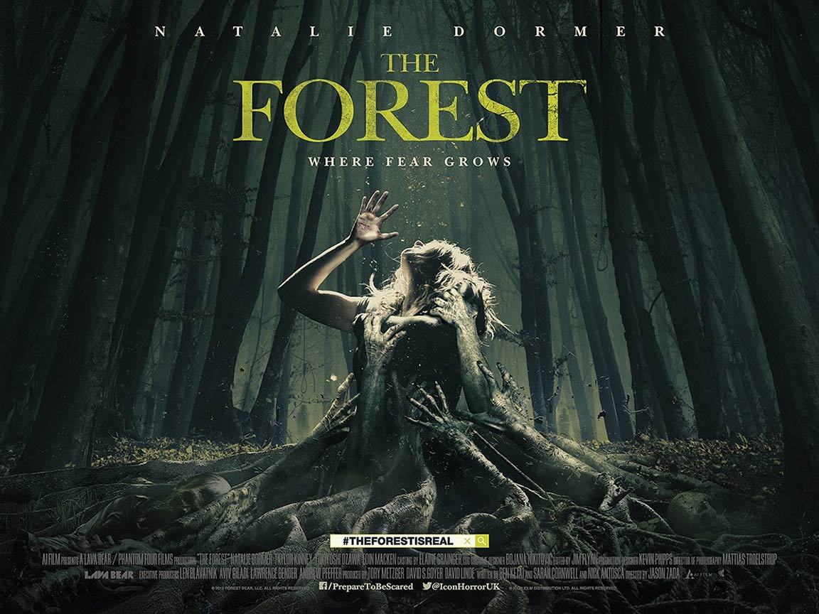 Movies 2016 Posters: The Forest (2016) Poster #1