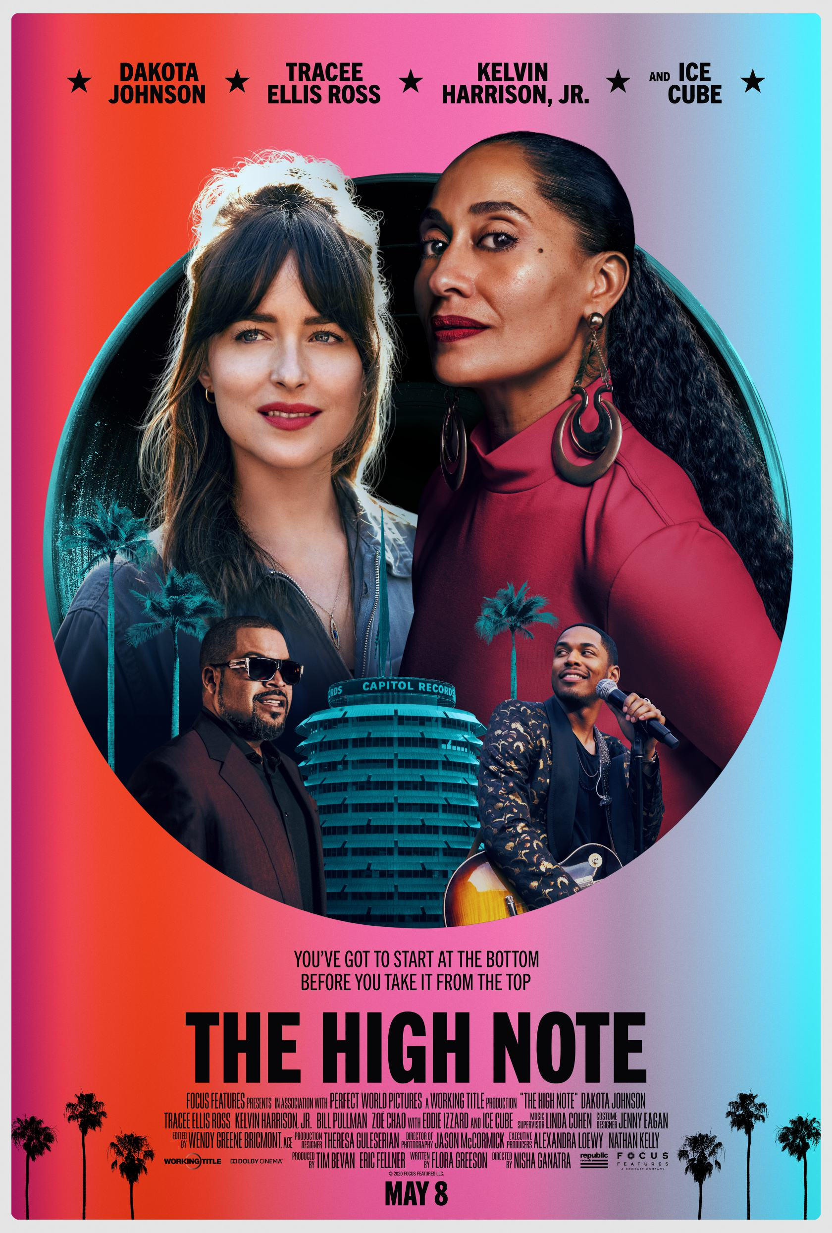 The High Note Poster #1