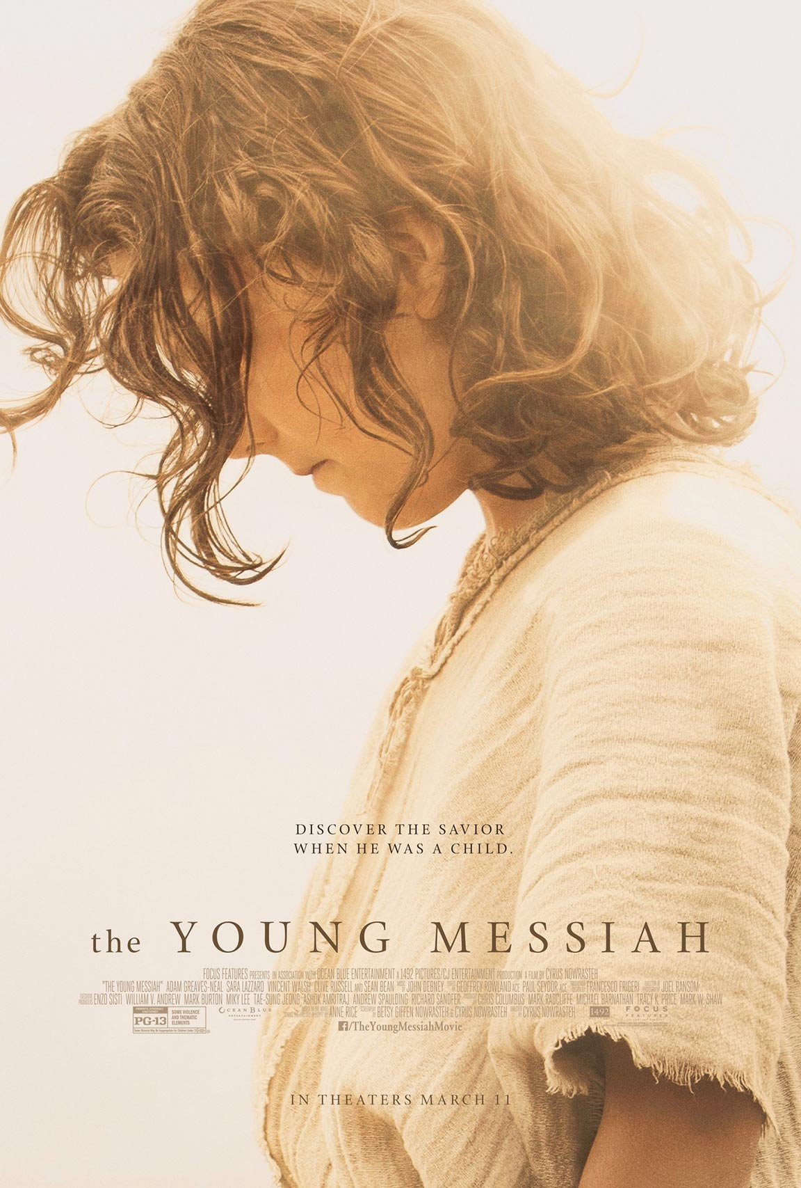 The Young Messiah Poster #1