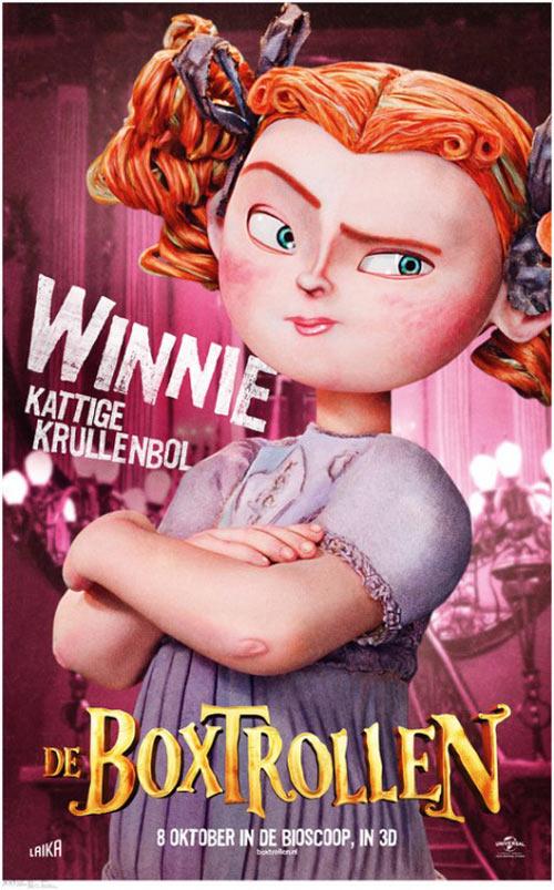The Boxtrolls Poster #7
