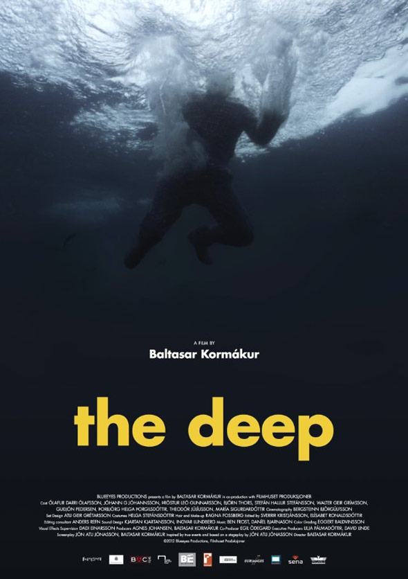The Deep Poster #1