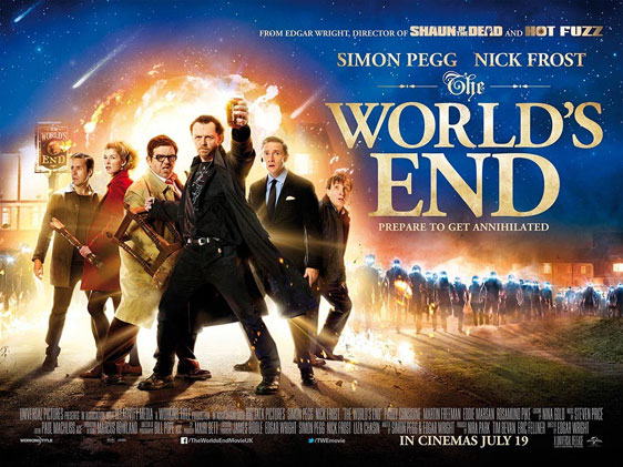 The World's End Poster #6