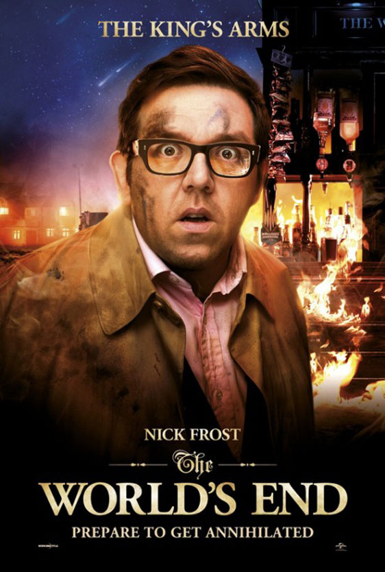 The World's End Poster #8