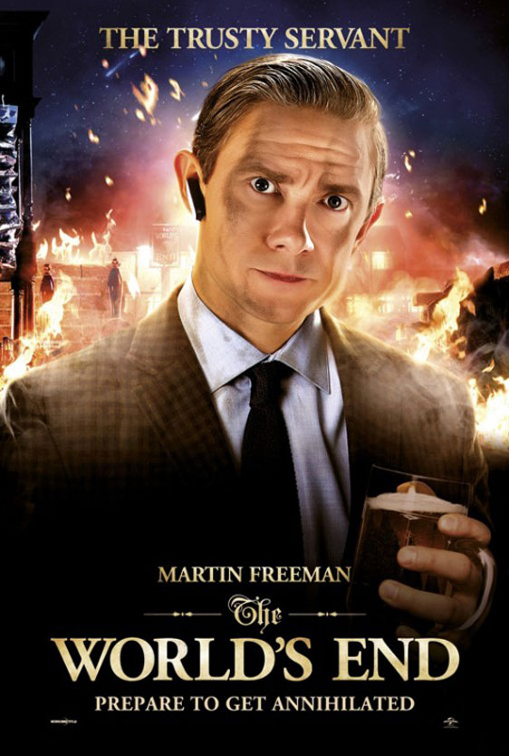 The World's End Poster #9