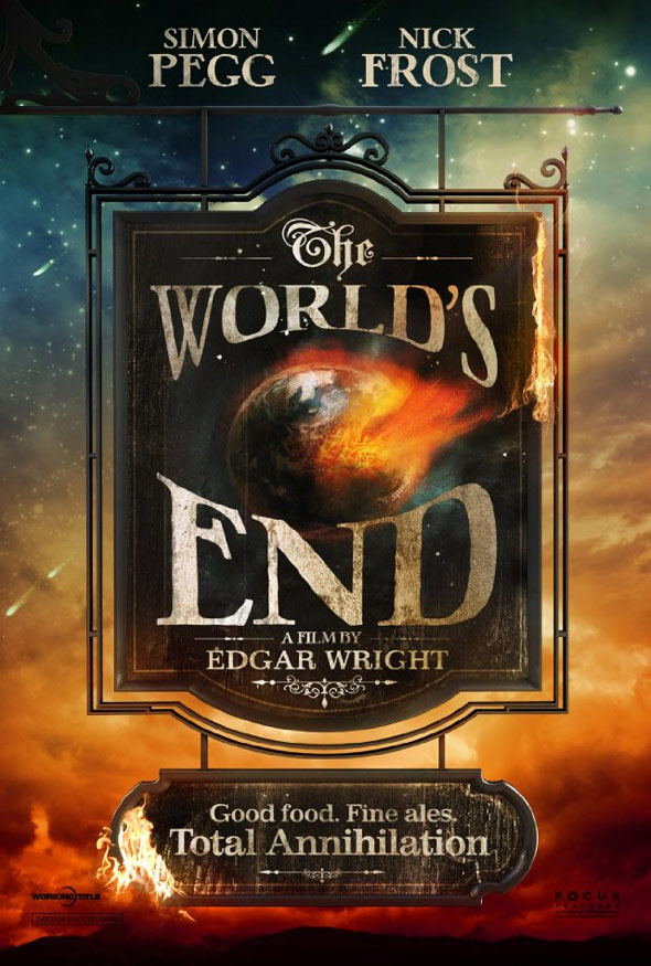 The World's End Poster #1