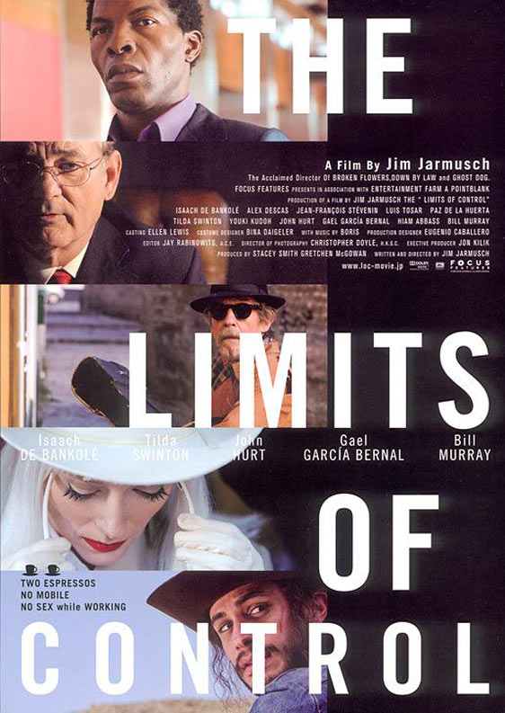 The Limits of Control Poster #3