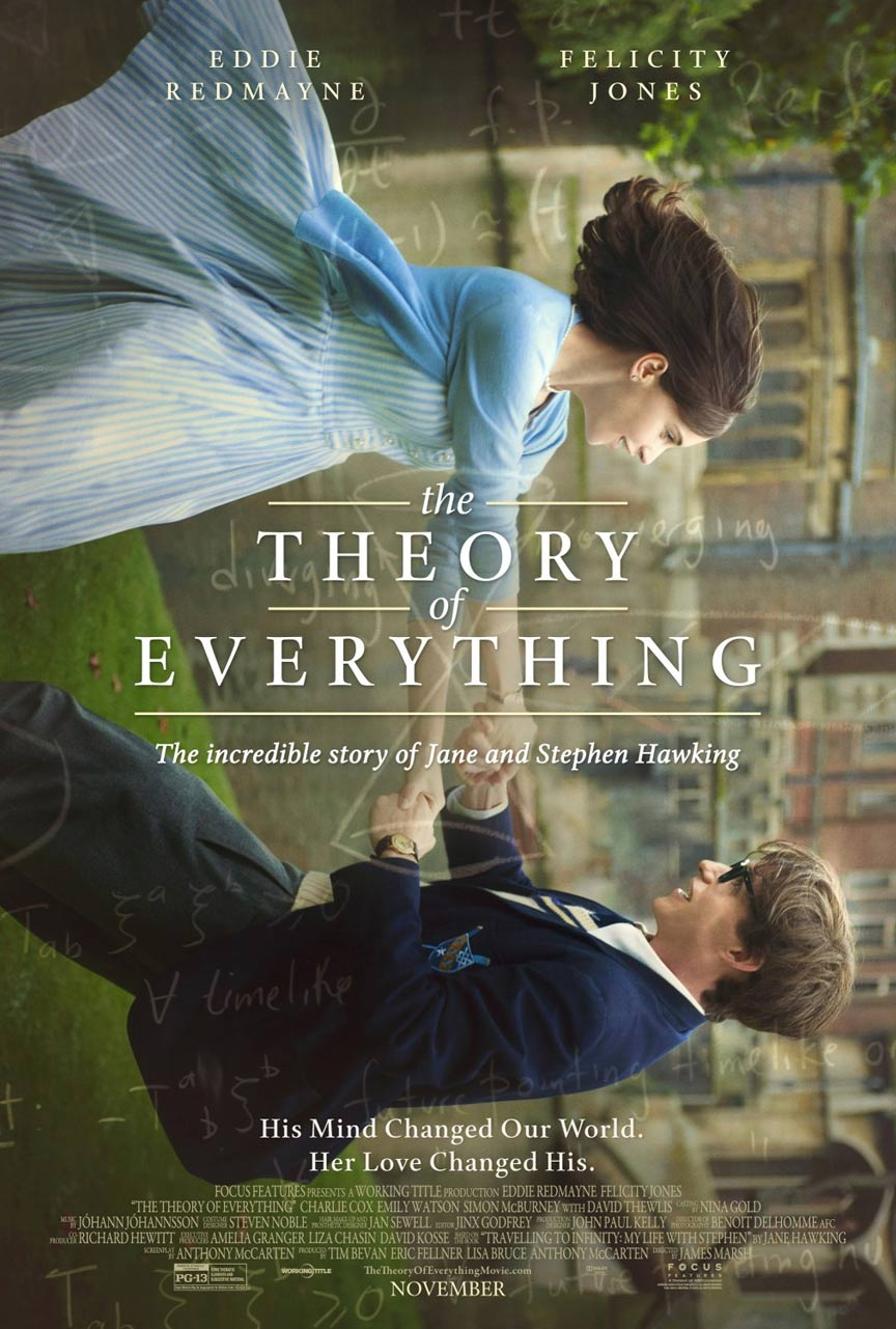The Theory of Everything Poster #2