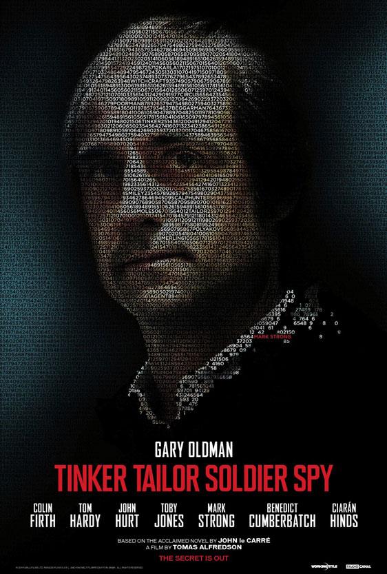 Tinker, Tailor, Soldier, Spy Poster #5