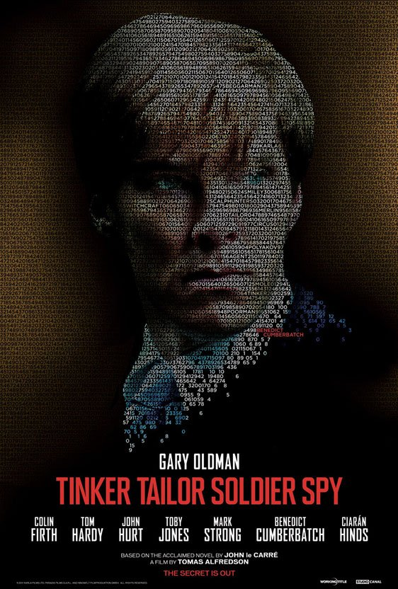 Tinker, Tailor, Soldier, Spy Poster #6
