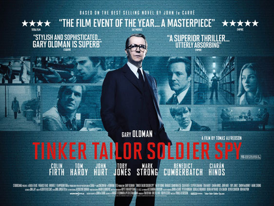 Tinker, Tailor, Soldier, Spy Poster #7