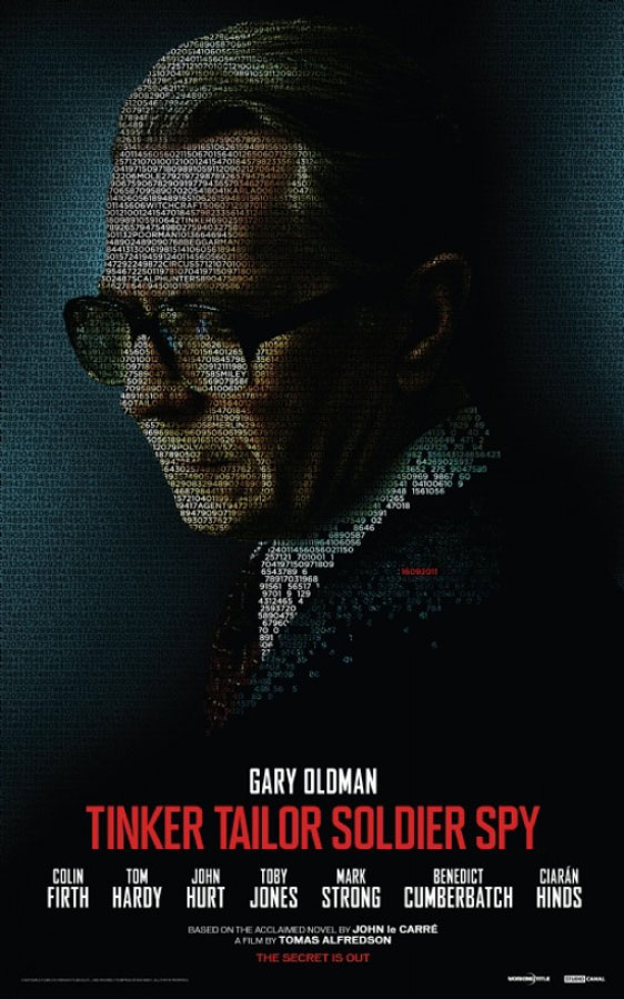 Tinker, Tailor, Soldier, Spy Poster #1