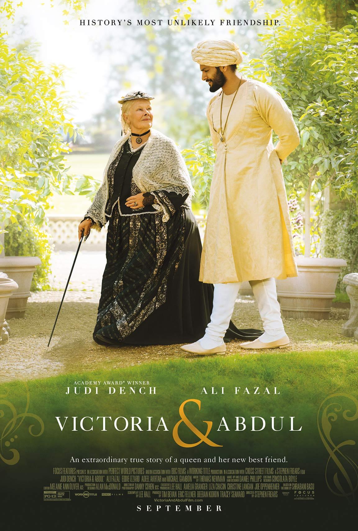 Victoria and Abdul Poster #1