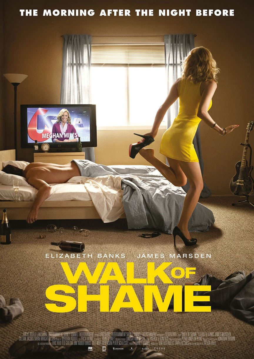 Walk of Shame Poster #3