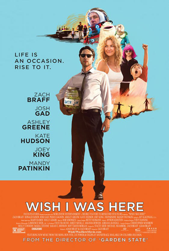 Wish I Was Here Poster #2