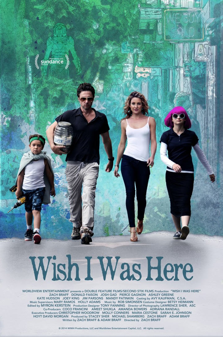 Wish I Was Here Poster #1