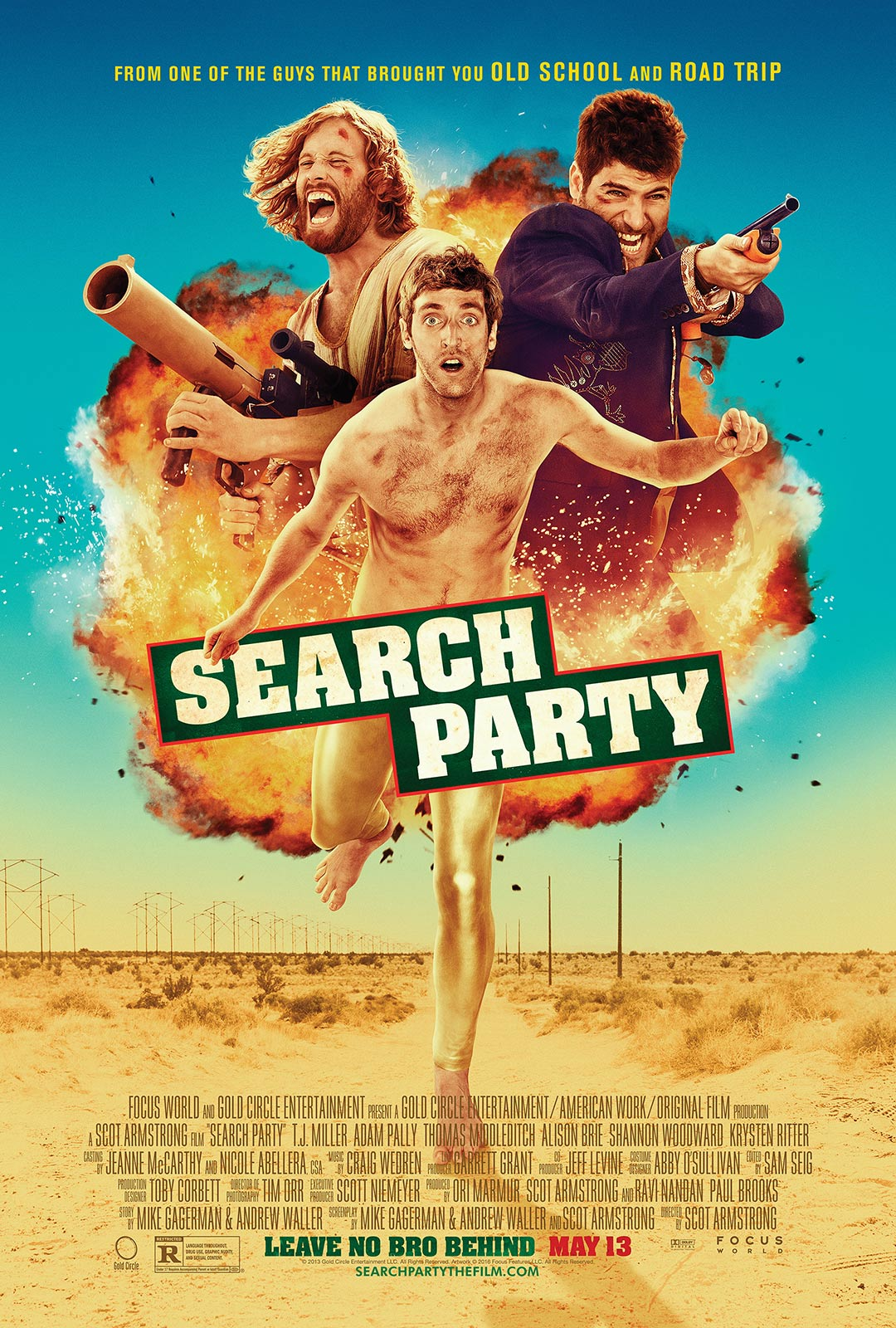 Search Party Poster #2