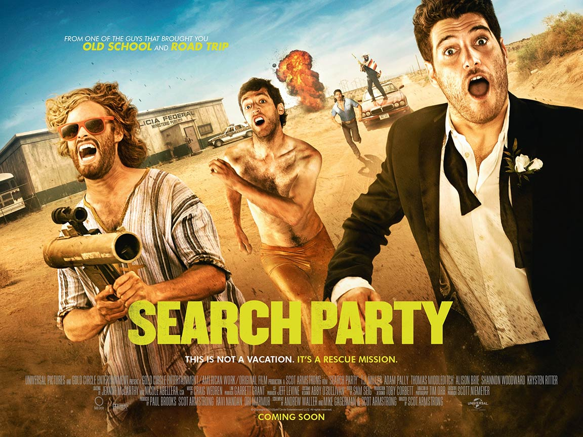 Search Party Poster #1