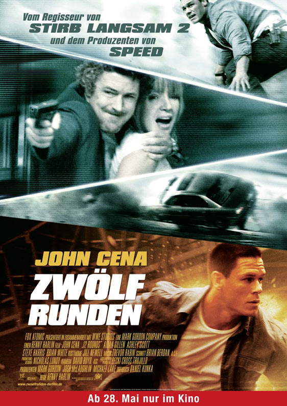 12 Rounds Poster #2