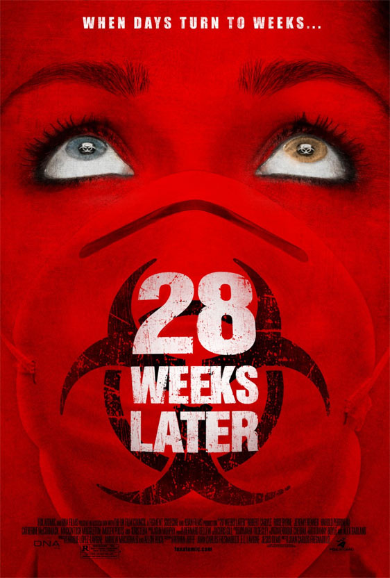 28 Weeks Later Poster #3