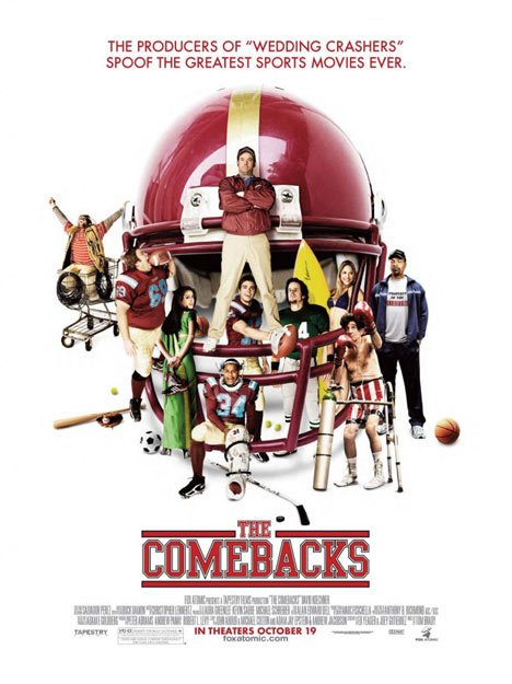 The Comebacks Poster #1