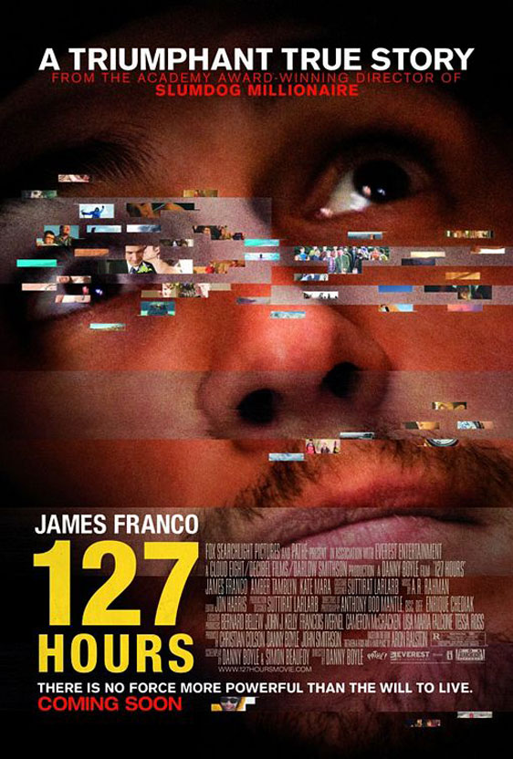 127 Hours Poster #2