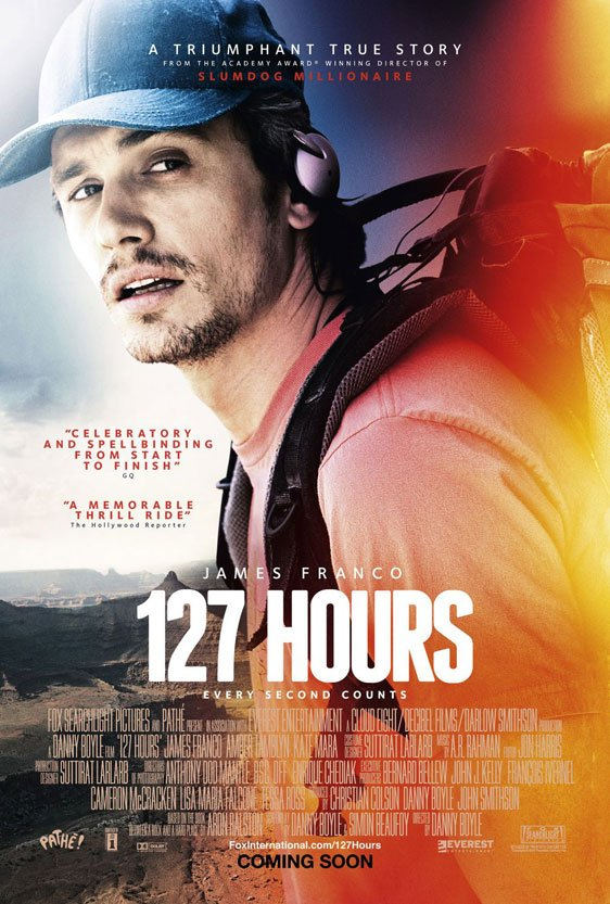 127 Hours Poster #4