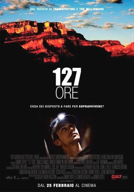127 Hours Poster #6