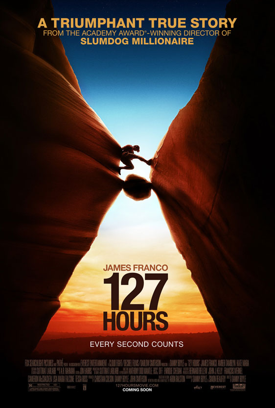127 Hours Poster #1