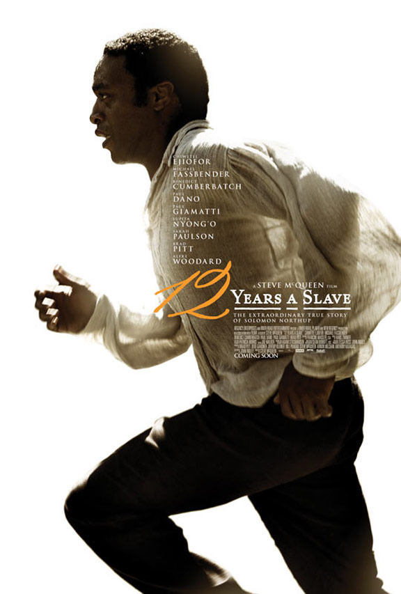 12 Years a Slave Poster #1