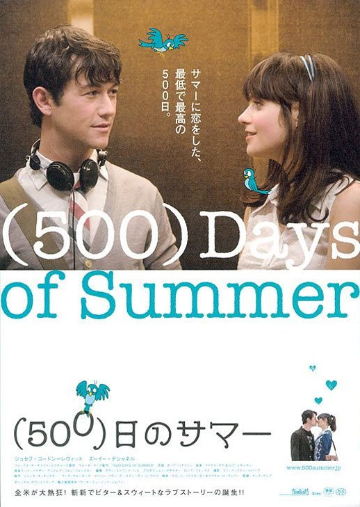 500 Days of Summer Poster #4