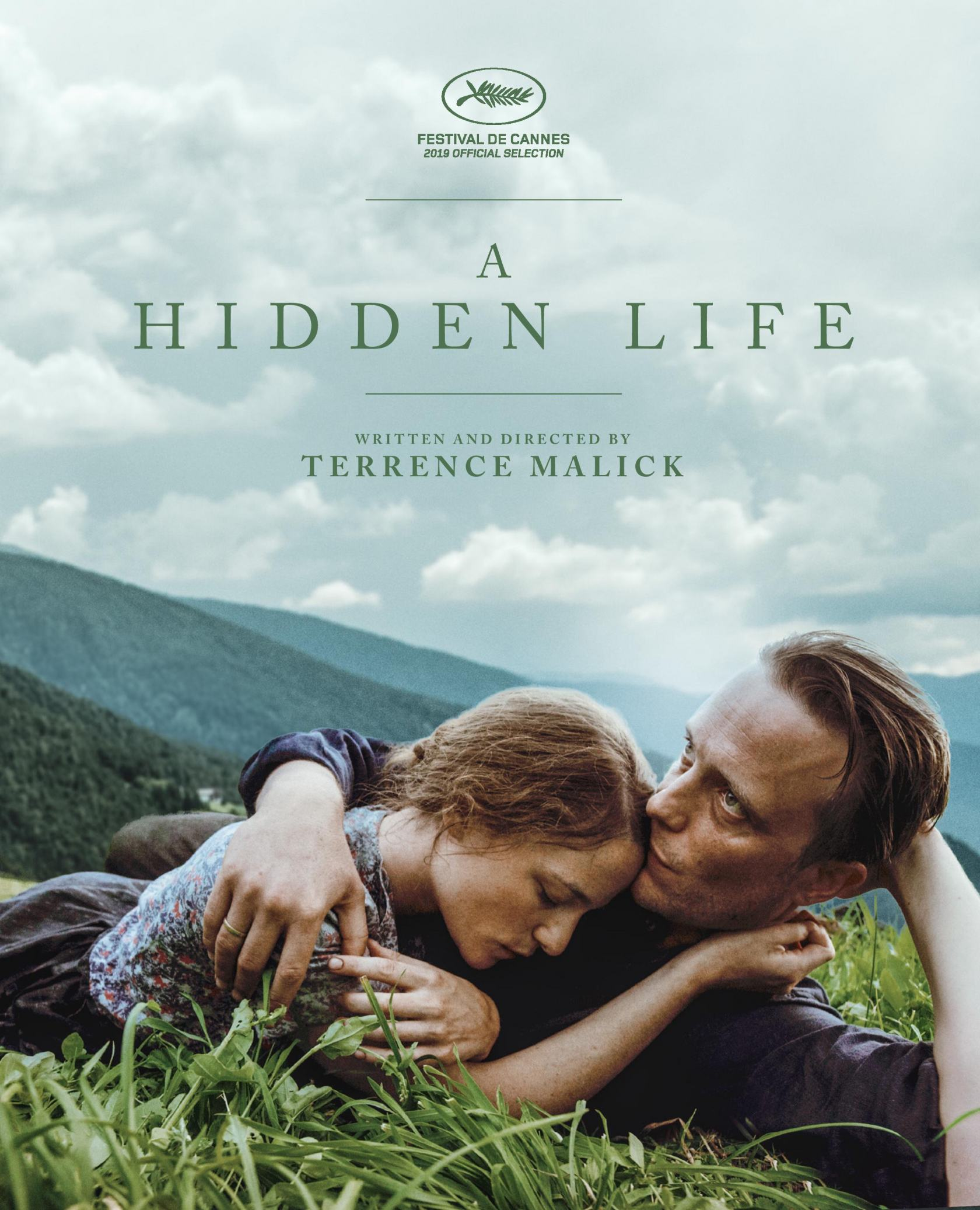 A Hidden Life Poster #1