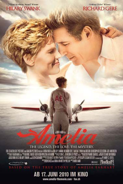 Amelia Poster #3