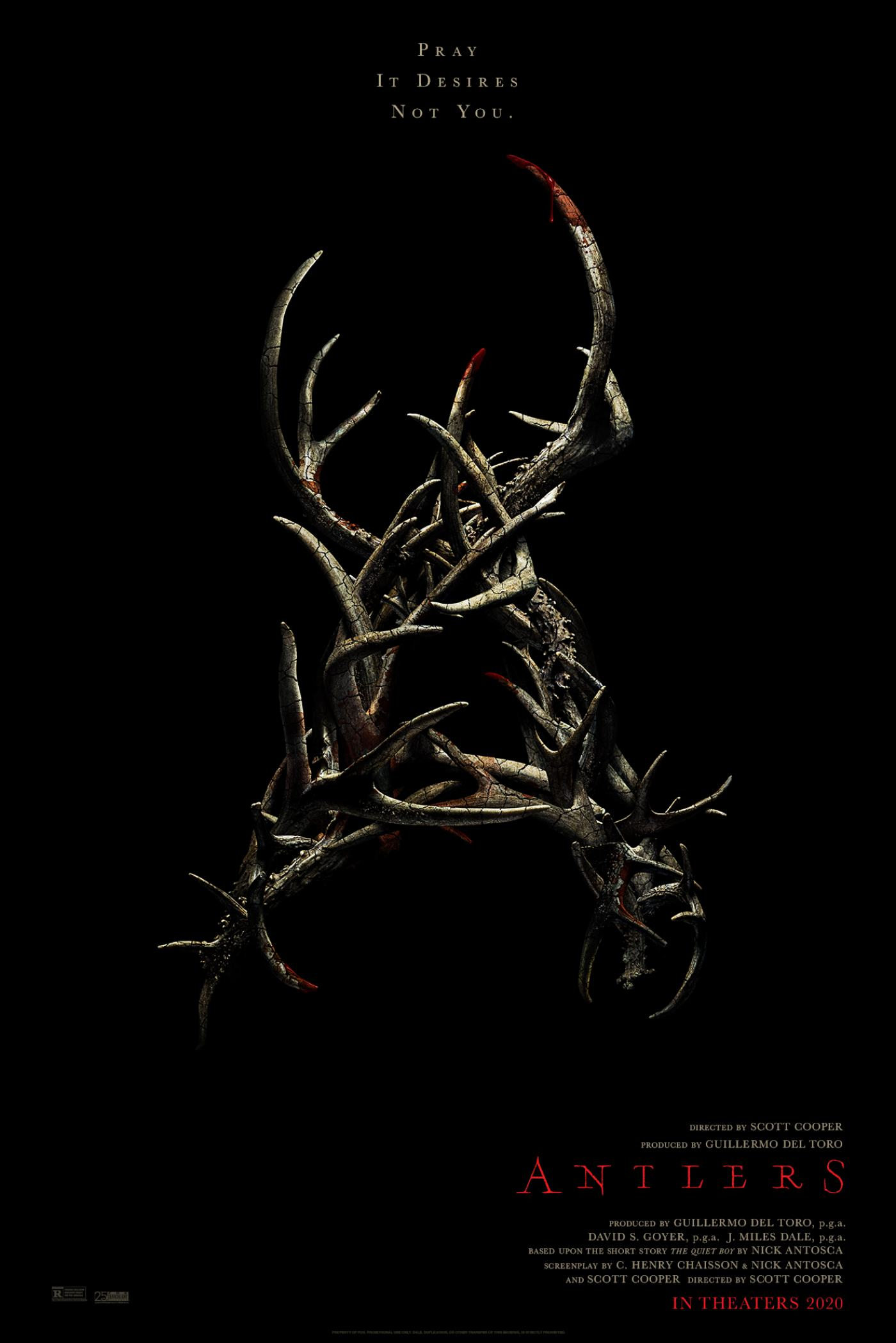 Antlers Poster #1