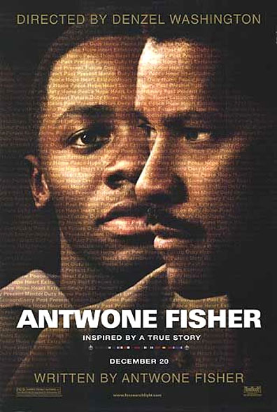 Antwone Fisher Poster #1