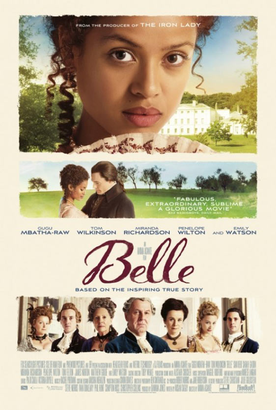 Belle Poster #2