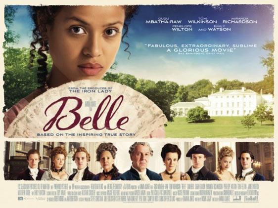 Belle Poster #3
