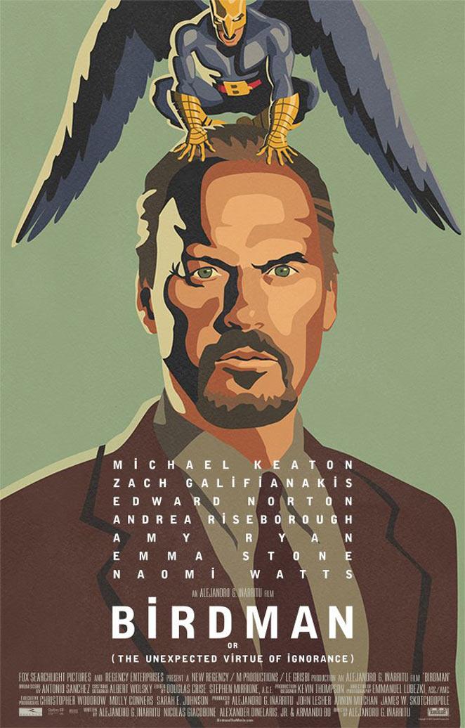 Birdman Poster #1