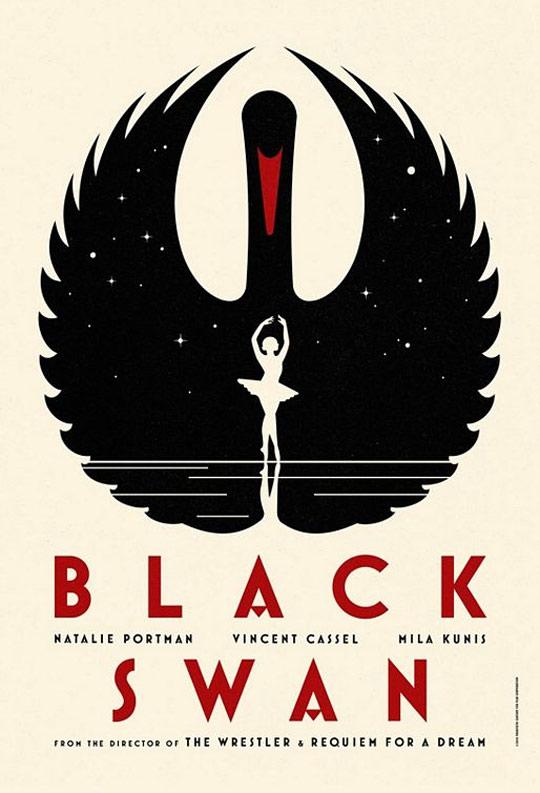 Black Swan Poster #2