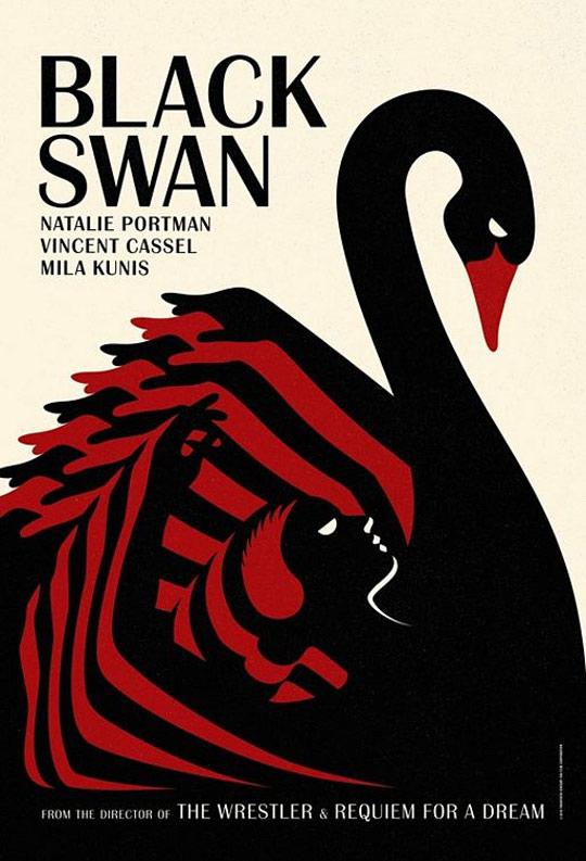 Black Swan Poster #3