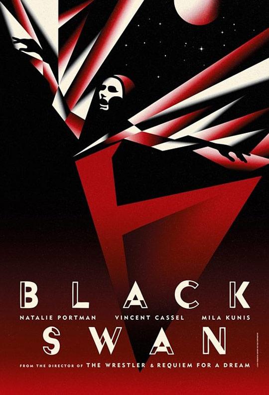 Black Swan Poster #5