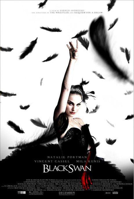 Black Swan Poster #7