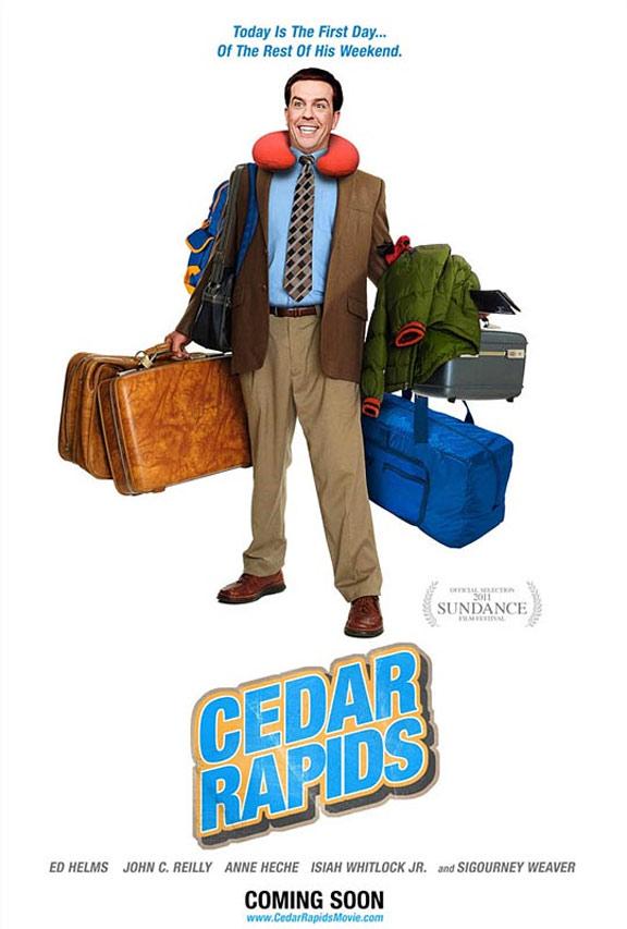 Cedar Rapids Poster #1