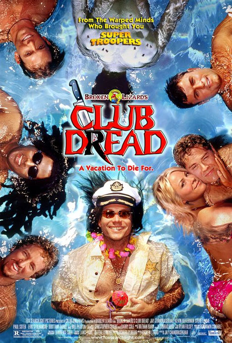 Club Dread Poster #1