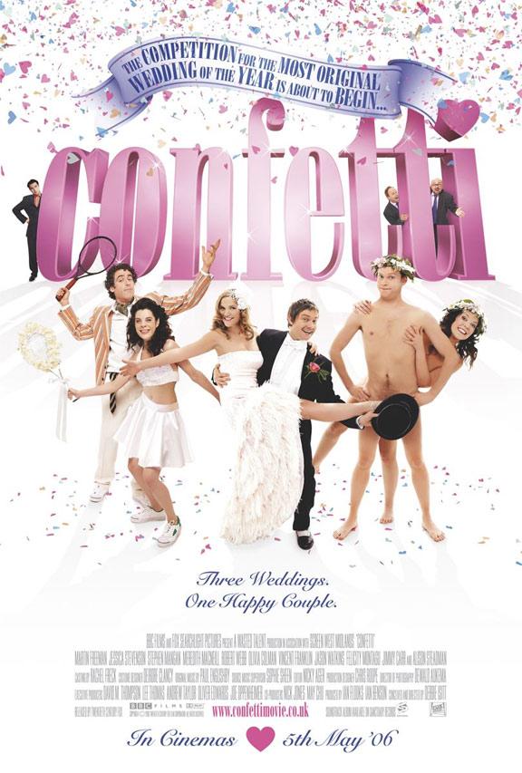 Confetti Poster #2